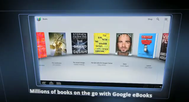 googlebooks CES dumps Six Foot Deep Drifts of Ebook Reader Products
